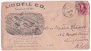 1893 Charlotte Letter