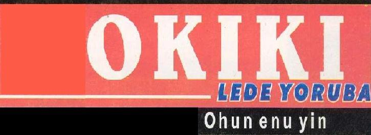 OKIKI NEWSPAPERS