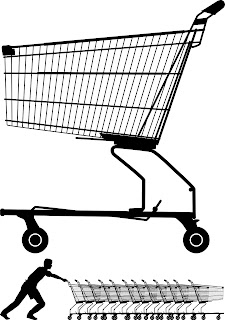 Shopping trolley%231 Shopping Trolley Vectors