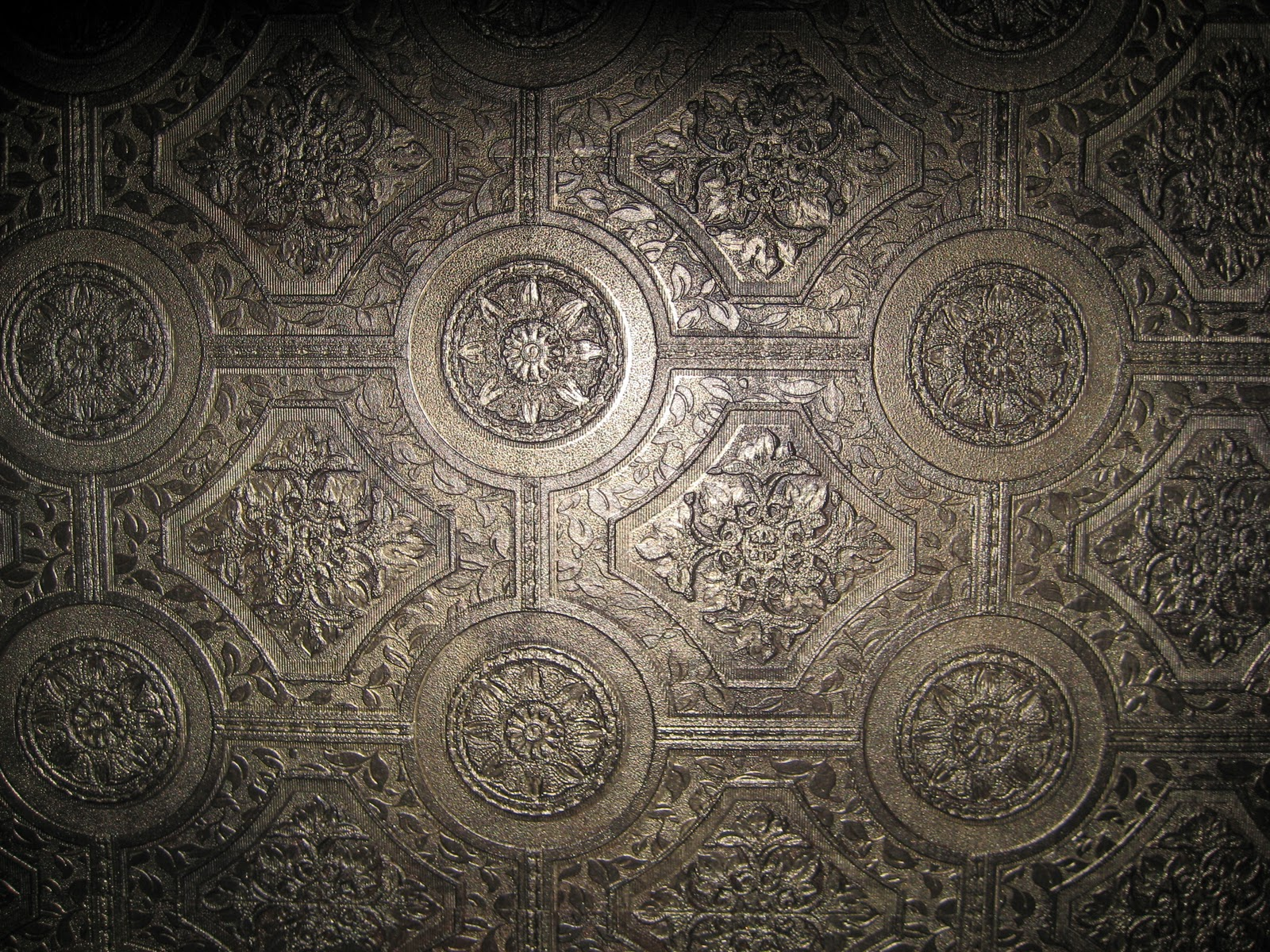 Refind wallpaper as ceiling art for Ceiling wallpaper