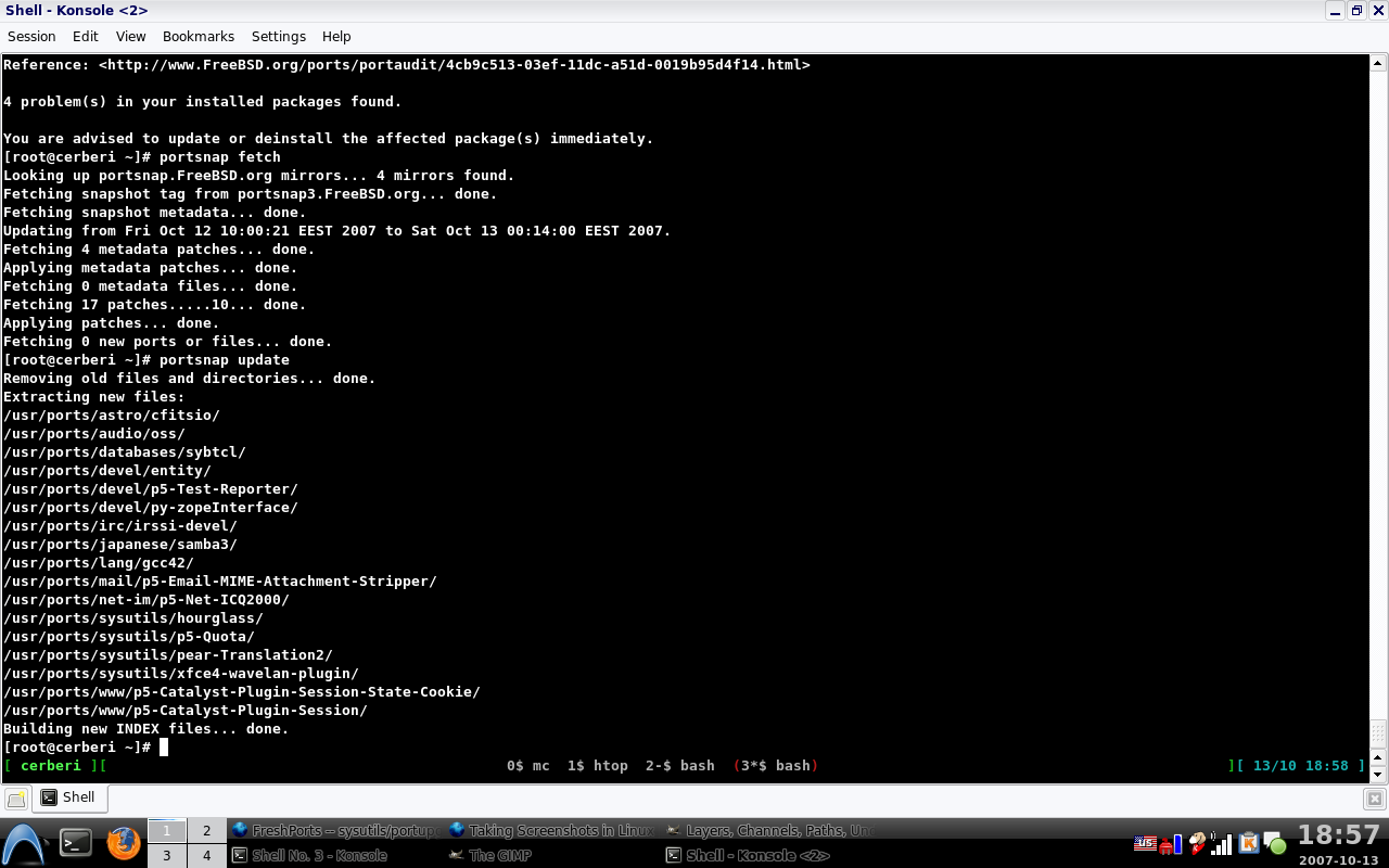 [updating_freebsd2_portsnap]