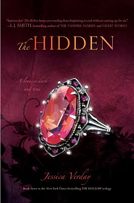 The Hollow by Jessica Verday Hidden