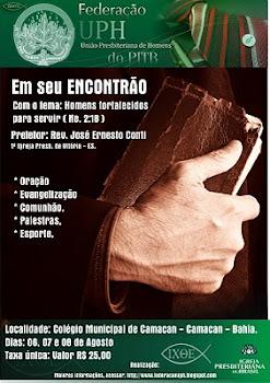 ENCONTRÃO UPH'S - 2010