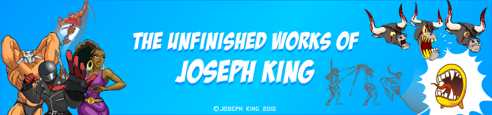 Joseph King Animation