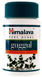 Guggul helps lower cholesterol