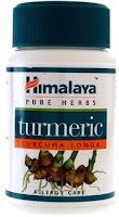 Turmeric capsules from Himalaya Herbals