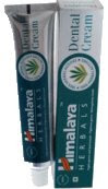Himalaya herbal dental cream