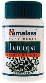 Bacopa monnieri capsules