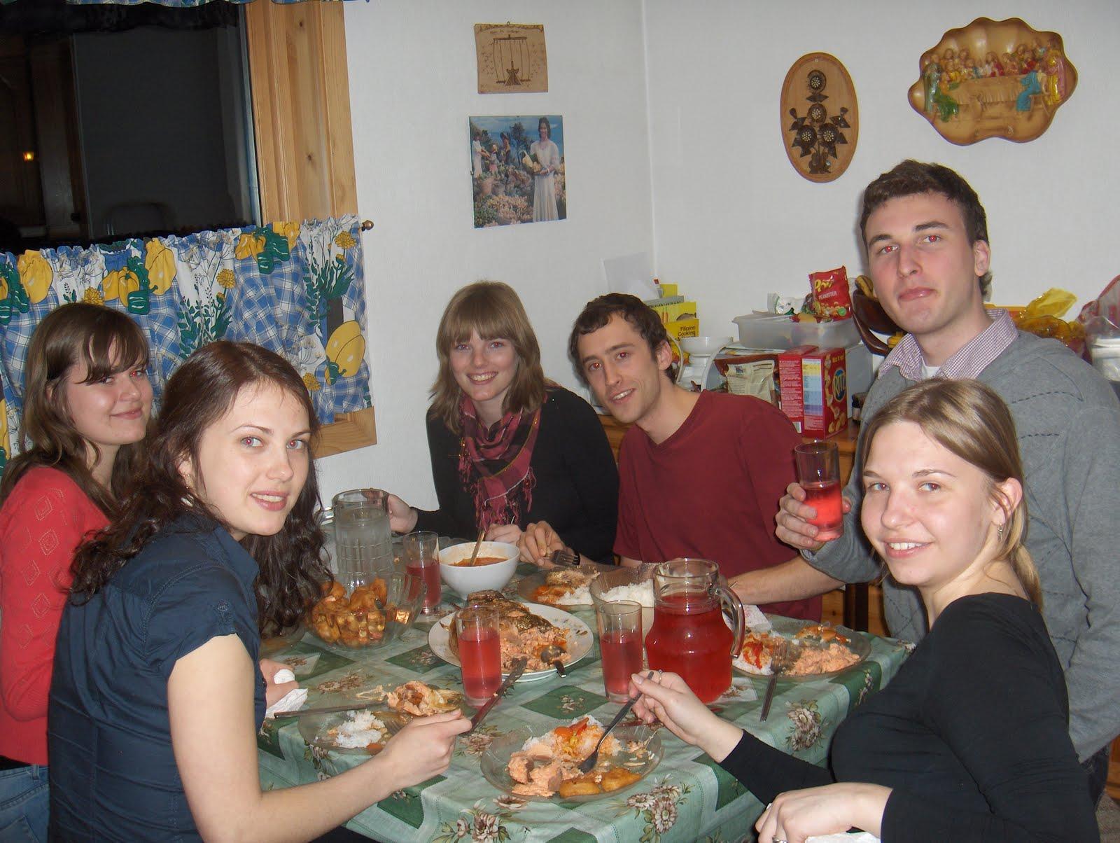 Erasmus 2010 in molde noorwegen paaseieren in trondheim for Letse keuken