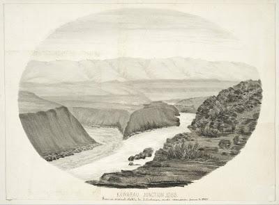 Cromwell Junction 1863, by John Buchanan