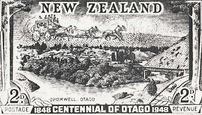 1948 Centennial Stamp