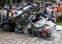 Álcool presente em 60% dos acidentes de trânsito. Pense em sua família