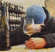 Álcool: Hoje a balada cheio de amigos. Amanhã a solidão do fracasso