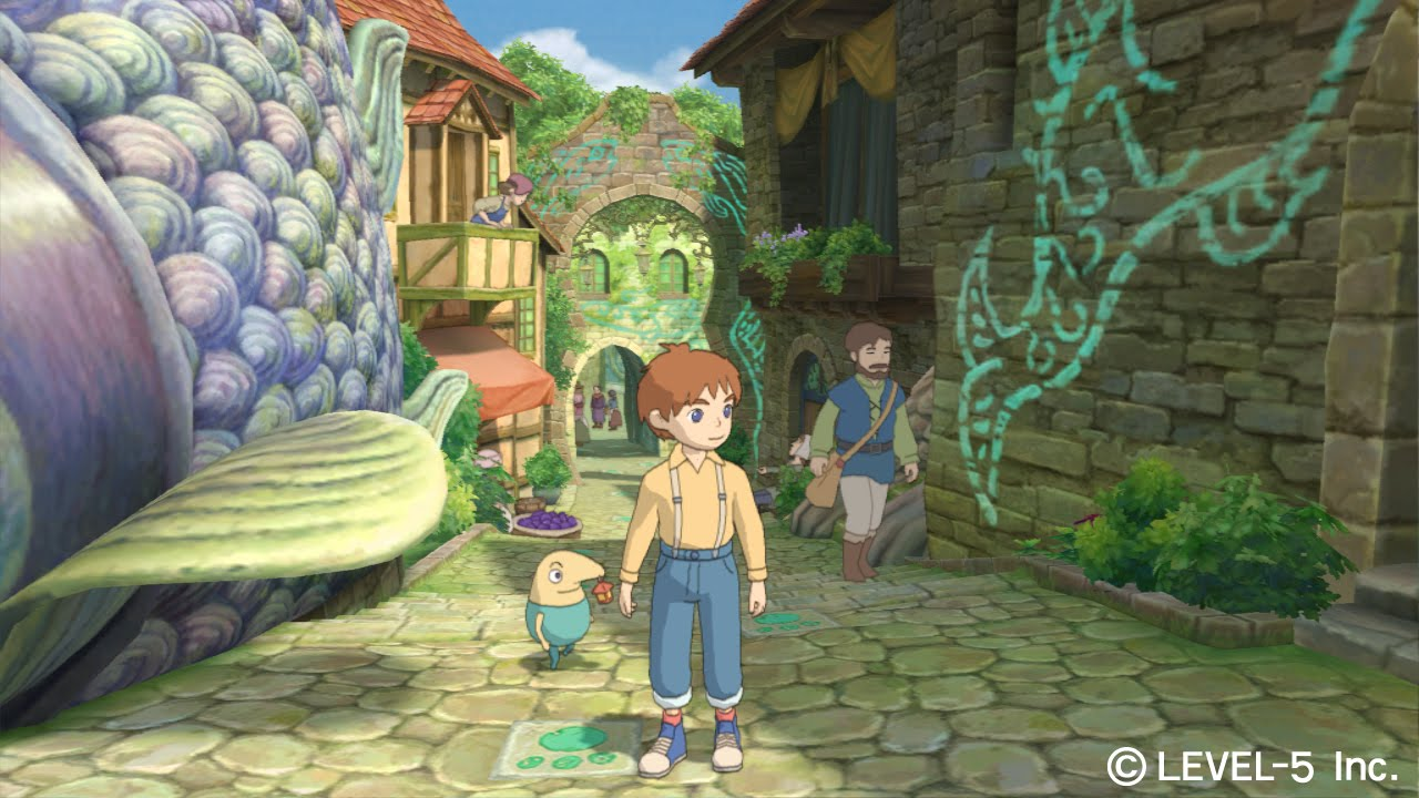 Ni No Kuni HD & Widescreen Wallpaper 0.0546544490414969