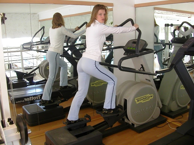 Elliptique Rotex XT Technogym