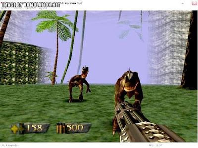 Nintendo 64 - Turok: Dinosaur Hunter