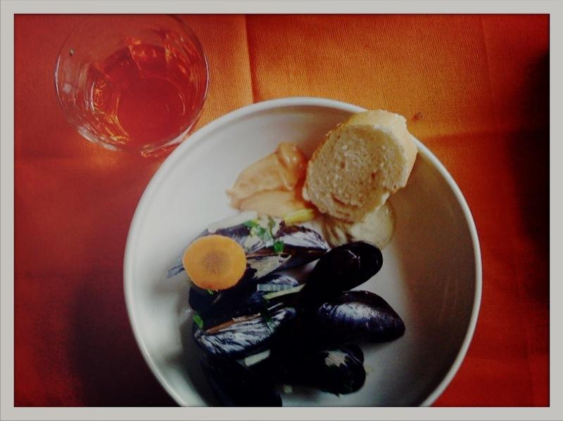 Maandagdaandag mosselen mussels - Idee gezellige maaltijd ...
