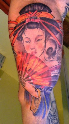 Beautiful Art Of Japanese Tattoo
