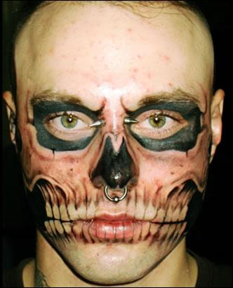 Bizarre and Unusual Tattoos