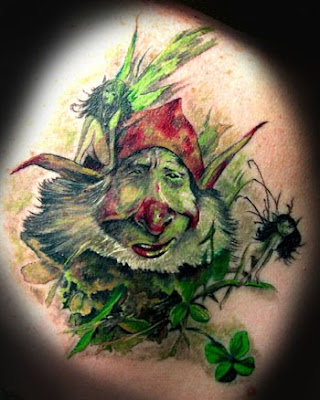 Fantasy 3D Tattoo Designs