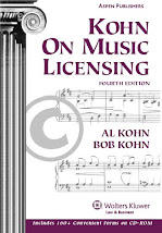 Kohn On Music Licensing (4th Edition, 2010)