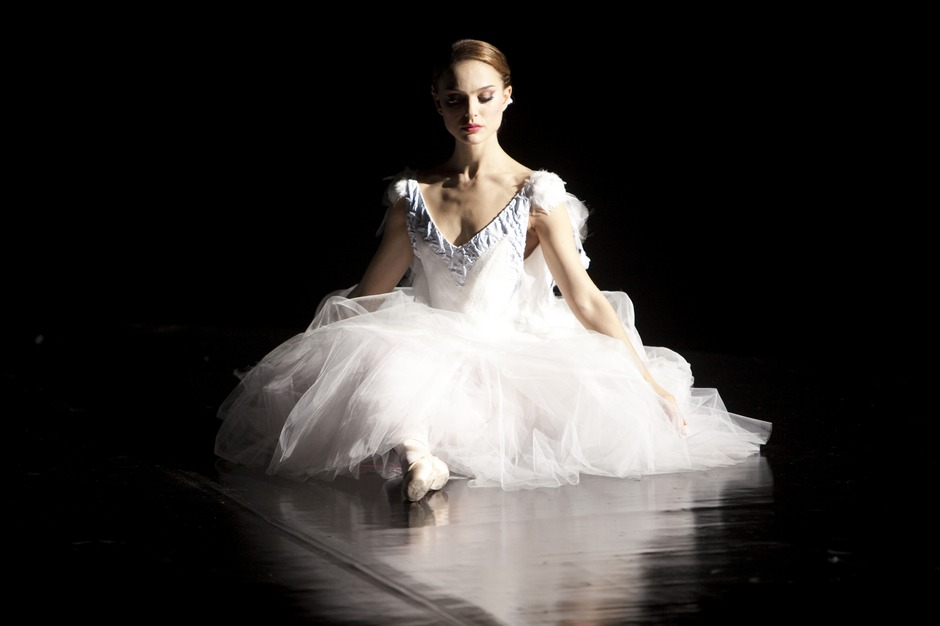 Natalie Portman White Swan. Marshall and Black Swan.