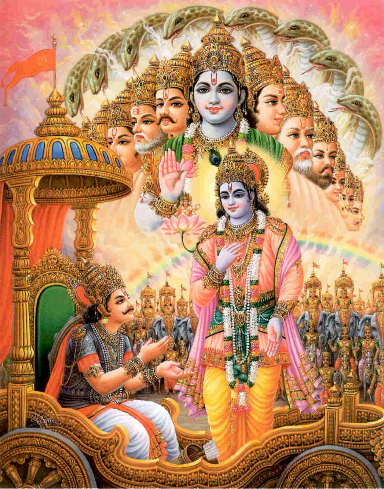 mahabharat shree krishna arjun - photo #17