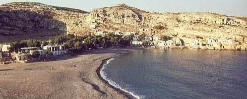 matala morning
