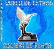 COLIBRI DE PLATA