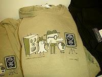 cartoonist seth t-shirt