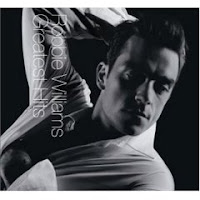 Robbie Williams Greatest Hits Cover Image