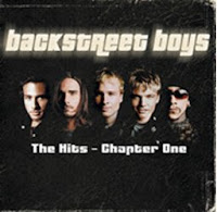 Backstreet Boys The Hits Chapter 1 Cover Image