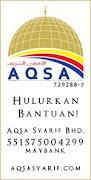 AQSA SYARIF: Hulurkan Sumbangan Anda
