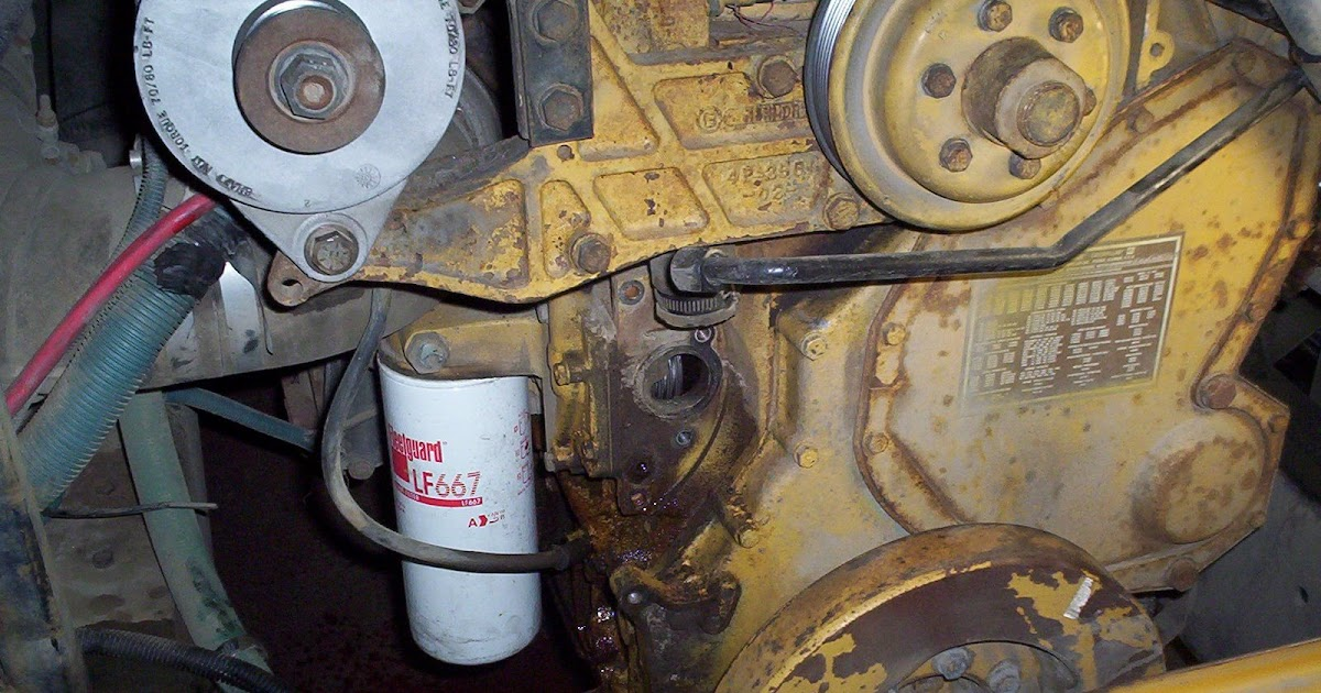 School Bus Mechanic Diesel Engine Mechanic Tips