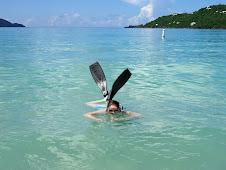 Jessie in St. Thomas Virgin Islands