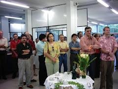 Inauguração da BCF
