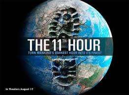 poster of The 11th Hour.