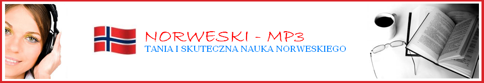 NORWESKI MP3 - Nauka Języka Norweskiego na Mp3 (Lekcje i Kursy - Audiobooki)