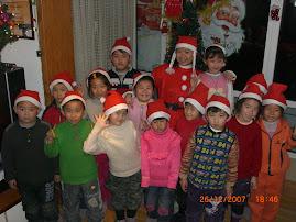 Kids Xmas Party 07