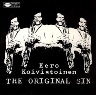 EERO KOIVISTOINEN-THE ORIGINAL SIN, LP,  1971, FINLAND