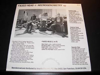 Faxed Head - From Coalinga To Osaka - Live In Japan 1995