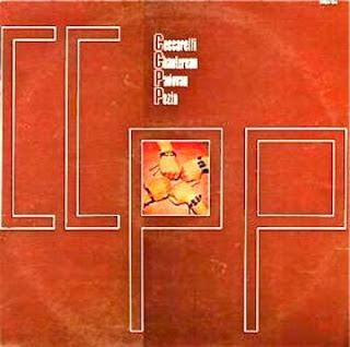 CECCARELLI/CHANTEREAU/PADOVAN/PEZIN-C.C.P.P., LP, 1975, FRANCE