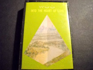 WOO-INTO THE HEART OF LOVE, TAPE, 1990, U.K.