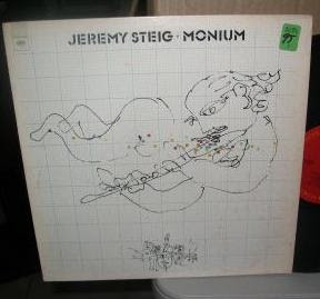 JEREMY STEIG-MONIUM, LP, 1974, USA