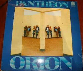 PANTHEON-ORION, LP, 1972, NETHERLANDS
