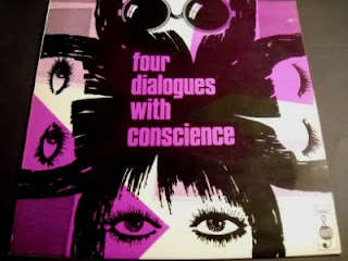 IGA CEMBRZYNSKA & SESSION 72-FOUR DIALOGUES WITH CONSCIENCE, LP, 1973, POLAND