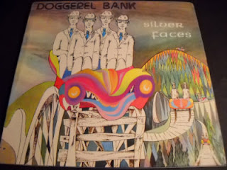 DOGGEREL BANK-SILVER FACES, LP, 1973, UK