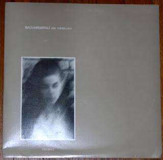 BACIAMIBARTALI AND WINTER LIGHT-S/T, SPLIT LP, 1982, ITALY