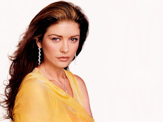 Hollywood actress superstar celebrity Catherine Zeta Jones