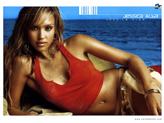 Hollywood Hot and sexy actress celebrity Jessica Alba